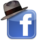 facebook icon hat