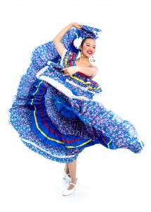 Folk dancing Oklahoma