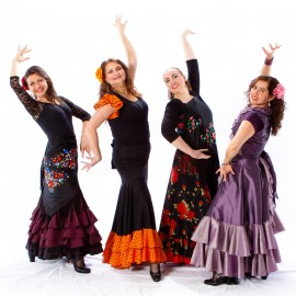 Adult Flamenco Company