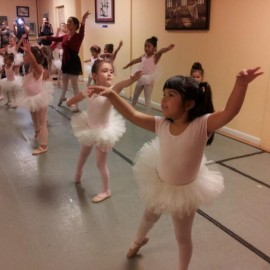 PreK Creative Movement/Ballet