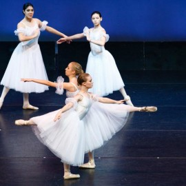 Ballet II performance