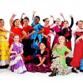K-1st flamenco class