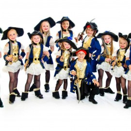 K-1st tapping pirates