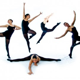 Leaps and Turns II class