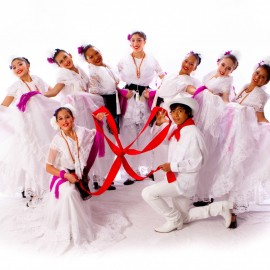 Spirit of Mexico, Mexican Folkloric company
