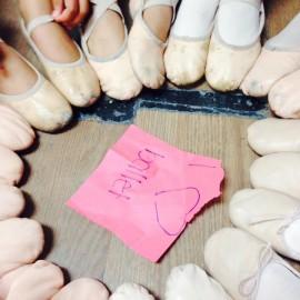 Summer Ballet Camp 2014