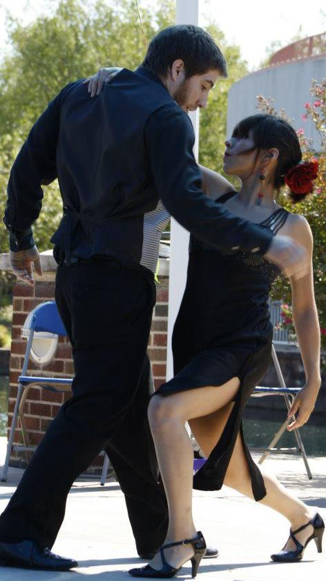 David and Martha Wells. Passion at the Plaza! August 8th, during LIVE on the Plaza. Intro to Argentinian Tango Workshop ages 16+ 7:00-8:00 pm plus a 30 minute practice session to follow. $10 per person, or $15 per couple. Recommended shoes: heels with straps for ladies and dress shoes for men. No flip flops.  Everything Goes Dance Studio 525-1000 1721 NW 16th OKC, OK 73106