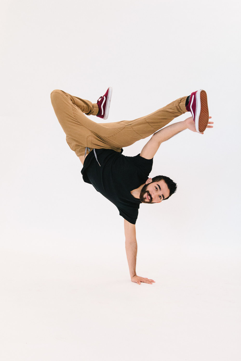 Instructor-Hip Hop I & Breakdancing